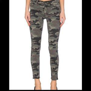 Camo Hudson jeans
